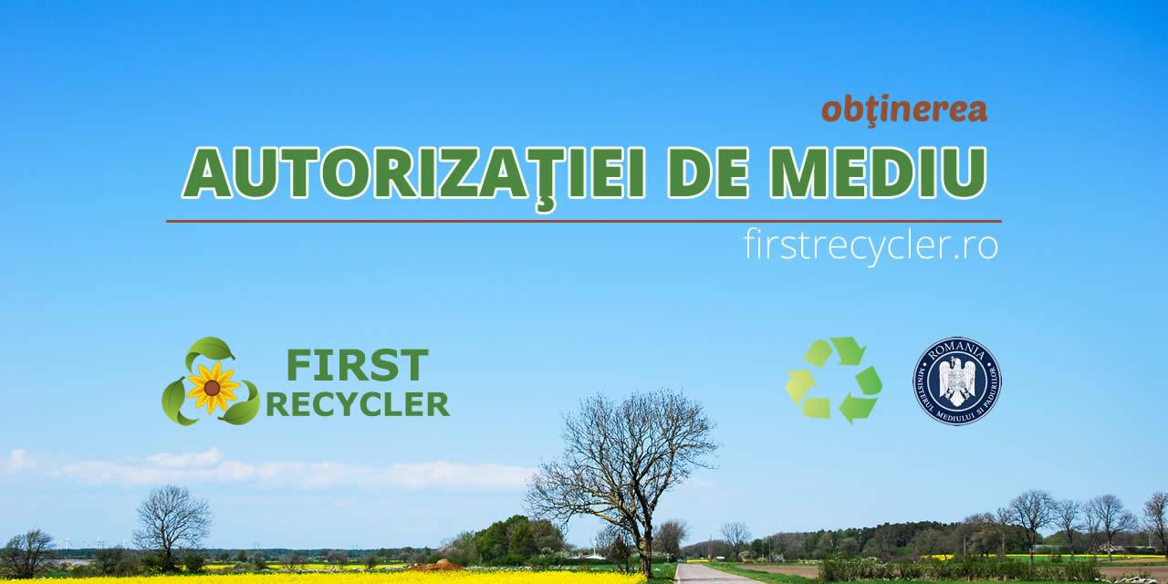 obtinerea autorizatiei de mediu - Solutii de reciclare deseuri - Craiova, Targu Jiu, Turceni